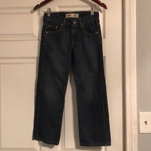 Kids size 8 550 relaxed